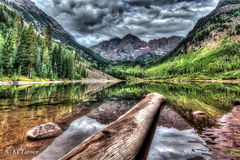 Maroon Bells, Colorado, Aspen, photography, landscapes, mirage