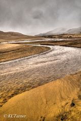 Sand Dunes, Colorado, spring rains, flash streams, landscapes