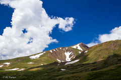 uplifting, captured, Boreas Pass, Breckenridge, Colorado, landscape, photographs, rendered, photographically, panorama