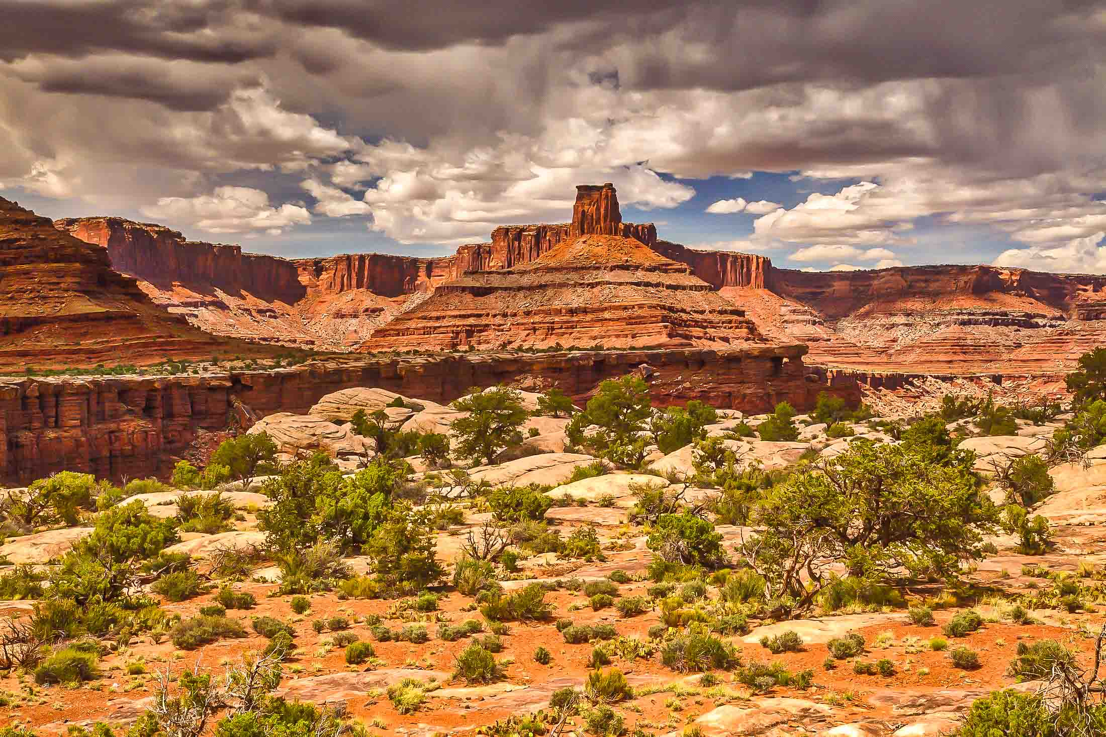 Utah, landscape, photographer, canyon, Moab, spires, panorama, photo