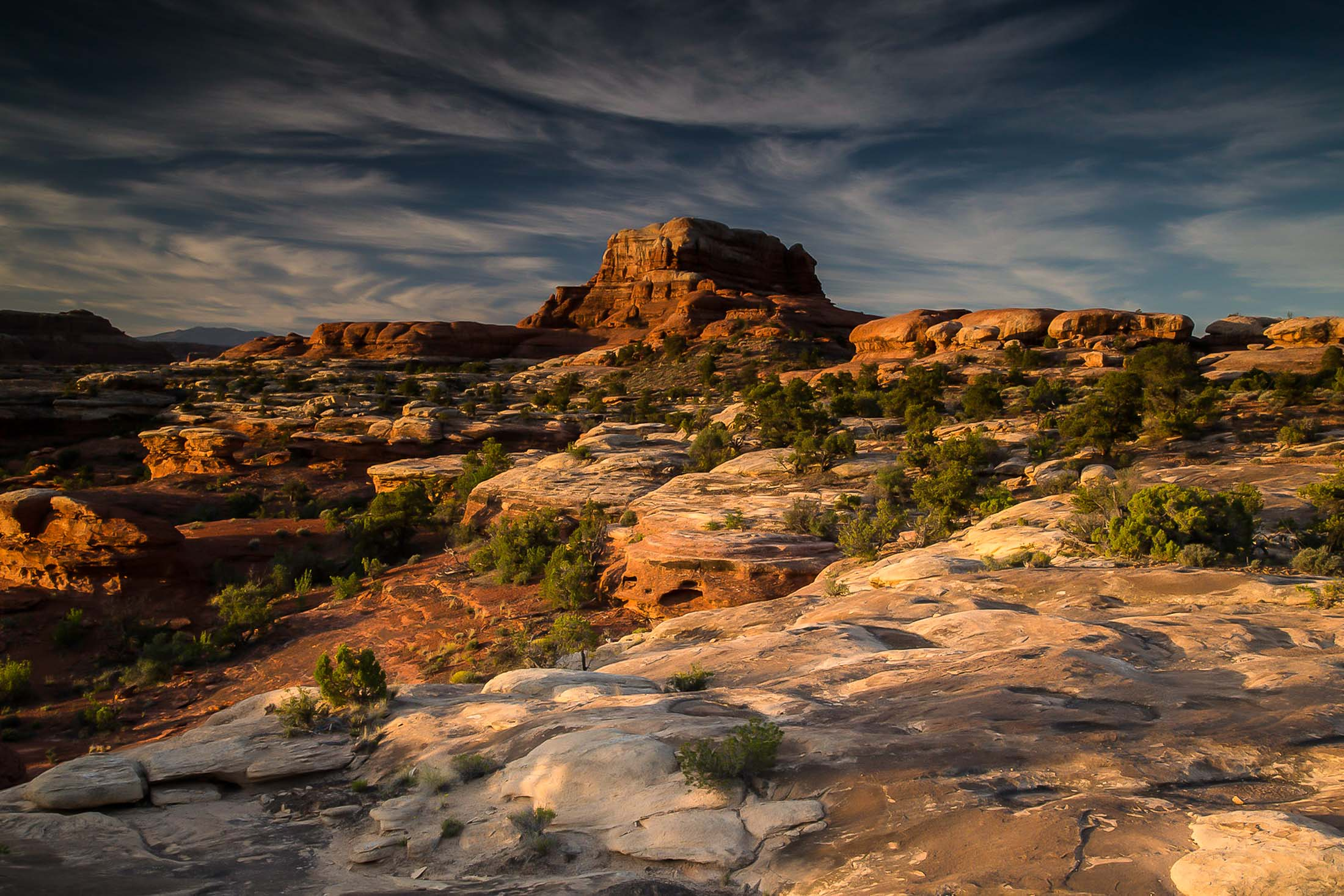 sundown, remote, rugged, Moab Utah, breathtaking, sweeping landscapes, canyon buttes, soft rich, nuances, photographers dream, panorama, photo