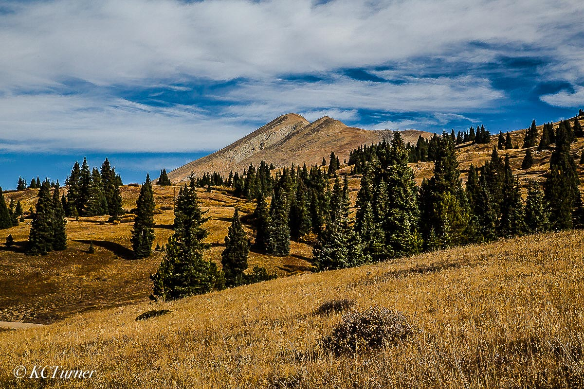 Boreas pass, colorado, como, breckenridge, picturesque, landscapes, broad sweeping meadows, endless mountains, photo