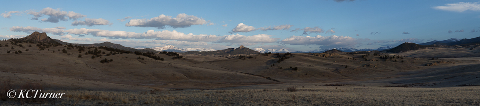 There's an abundance of beautiful landscape photography in the north end of South Park Colorado that includes areas such as Pike...
